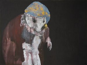 Anamorphic Paintings by Sarah R Key