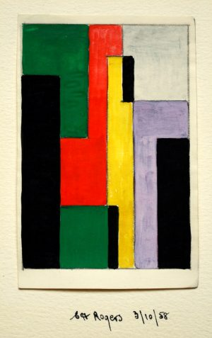 Edward Rogers - abstract