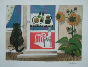 Mary Fedden Motley Takes Over