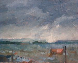 Grahame Wheatley - Gales and rain