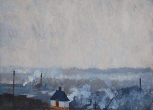 Grahame Wheatley - Smoke and Mist