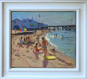 Andrew Macara Algarve Armona painting