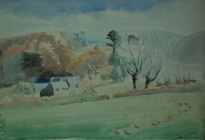 Franklin White - Landscape
