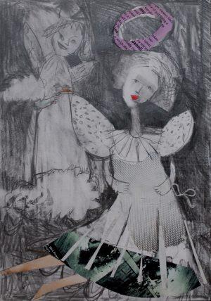 Jackie Berridge - Angels