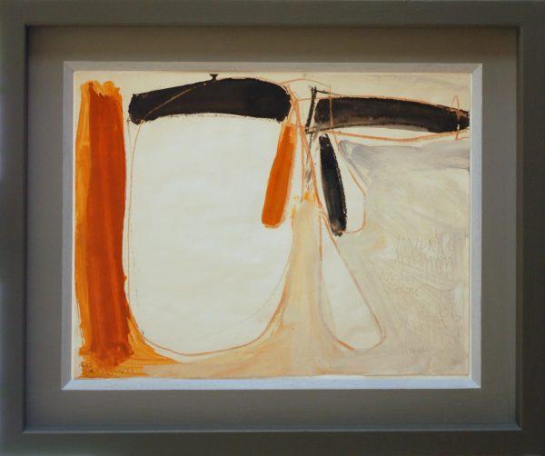Roy Turner Durrant Autumn painting
